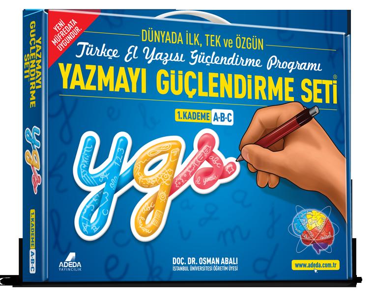 Türkçe el yazısı güçlendirme programı